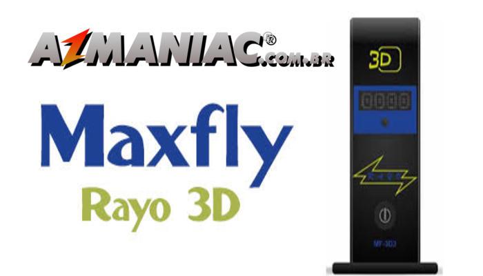 Maxfly Rayo MF-3D3