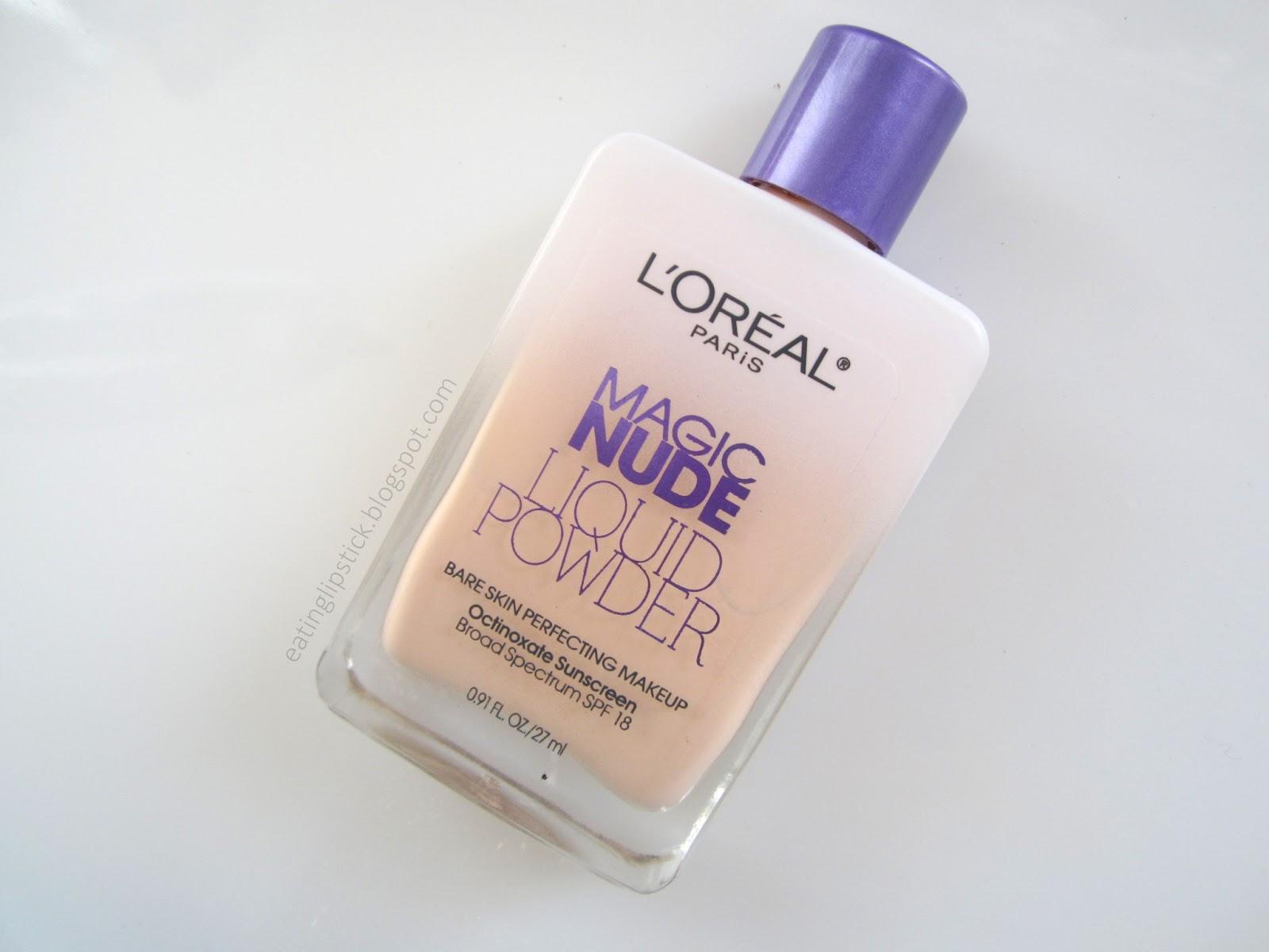 Loreal nude Nude Photos 27