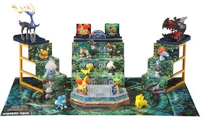 Pokemon Battle League Tomy