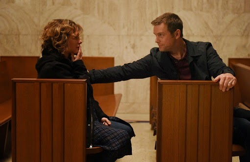 Bonnie Bedelia y Peter Krause en Parenthood