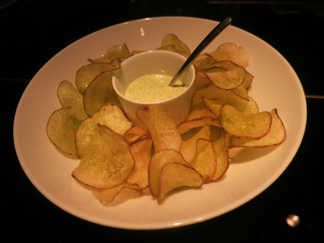 Green Goddess Kettle Chips
