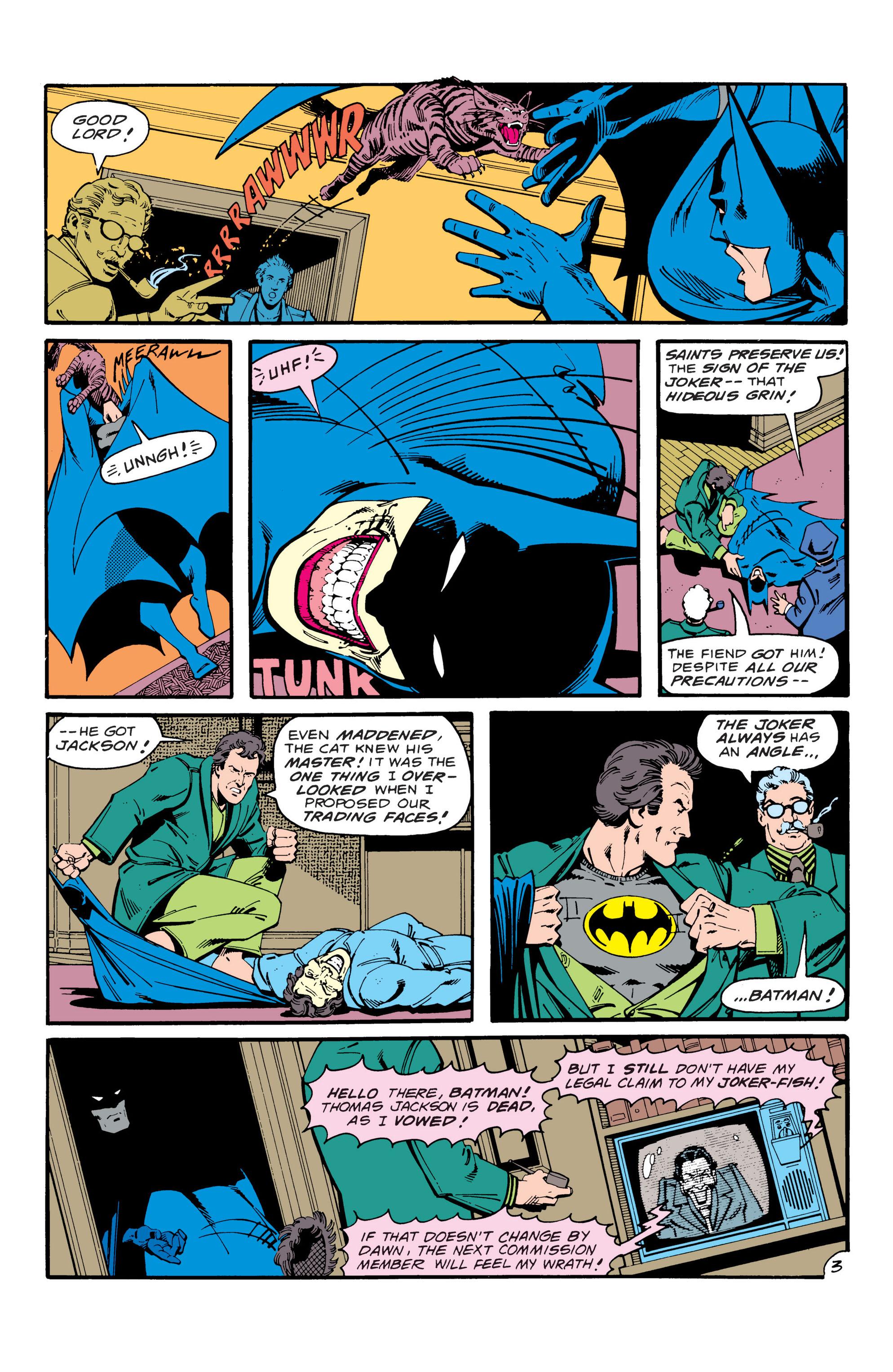 Detective Comics (1937) 476 Page 3
