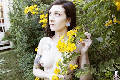 Sairyn - Suicide Girls - Jardin de la Sairyn - Jan 07, 2016