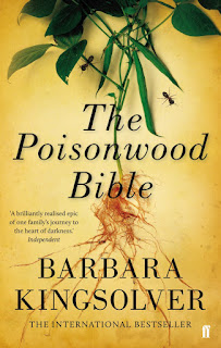 THE POISONWOOD BIBLE - BOOK COVER