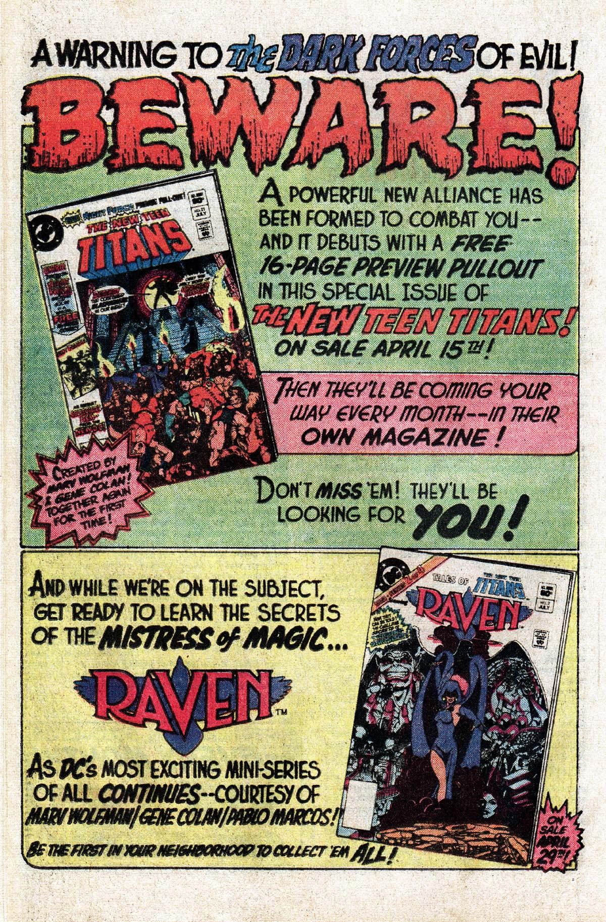 Read online World's Finest Comics comic -  Issue #281 - 36