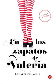 Valeria I: En Los Zapatos De Valeria, de Elísabet Benavent
