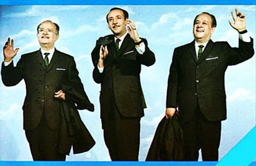 Los Hermanos Martinez Gil - Pensamiento