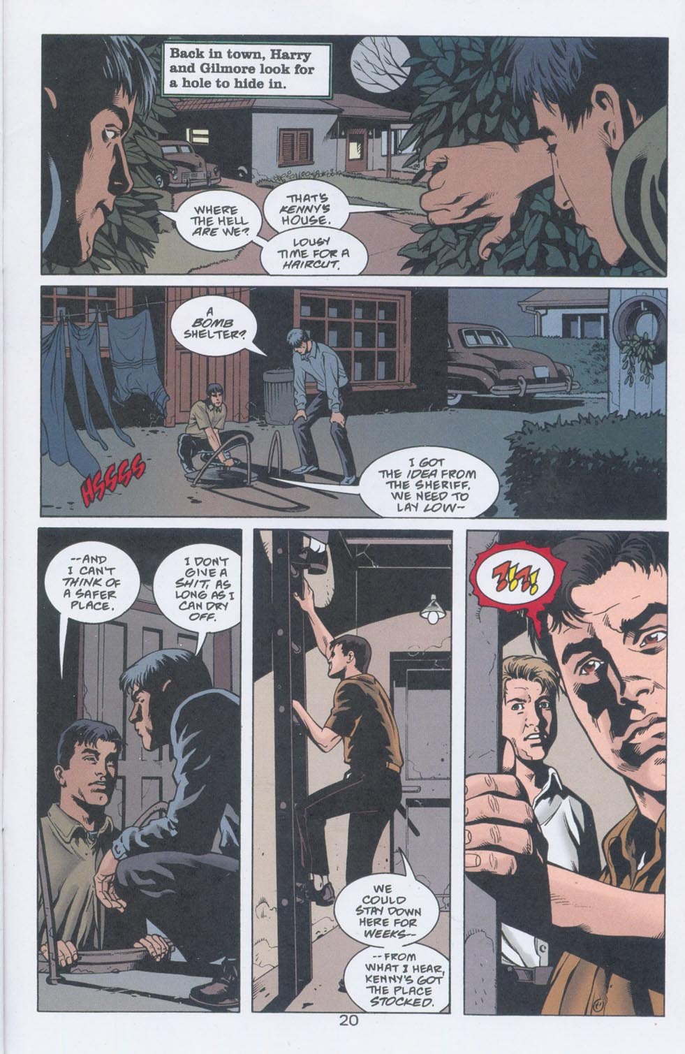 Read online American Century comic -  Issue #12 - 20