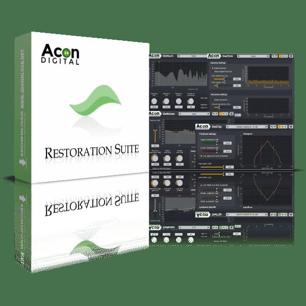Acon Digital Restoration Suite v2.1.2 Full version