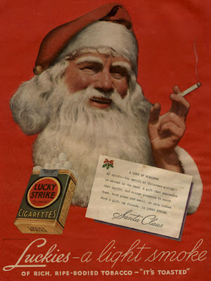 Luckies Santa - a light smoke