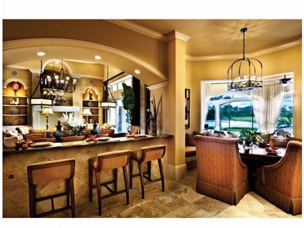 Mediterranean Modern House Plans Dhsw75052 House