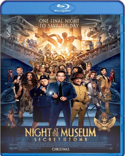 Night at the Museum 3 [2014] [BD25] [Latino]