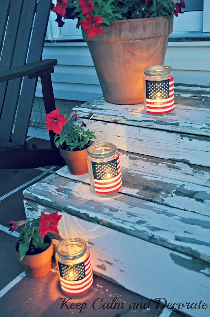 http://www.hometalk.com/3961895/easy-patriotic-luminaries
