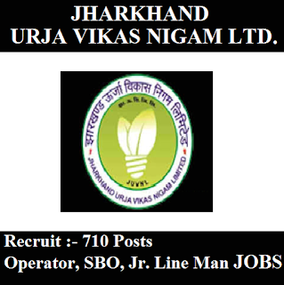 Jharkhand Urja Vikas Nigam Limited, JUVNL, freejobalert, Sarkari Naukri, JUVNL Answer Key, Answer Key, juvnl logo