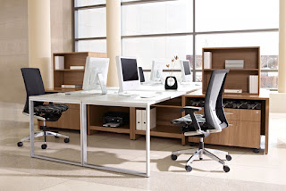 Princeton Modular Desking From Global