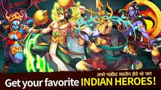 Yoddha : Deva Sangram Apk Mod High Damage Free Download For Android