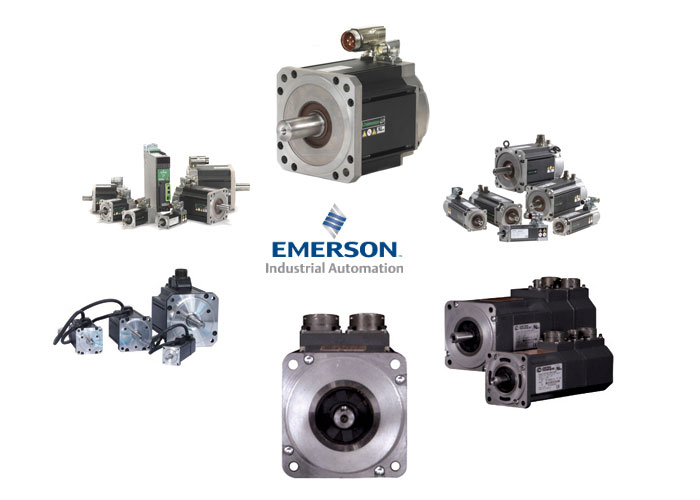 Emerson servo motors types features and the product for Types of servo motor