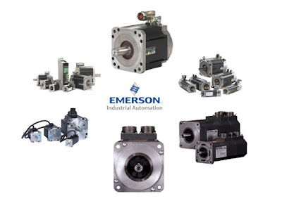 Emerson Servo Motors