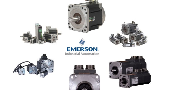 Emerson Servo Motors Types Features And The Product