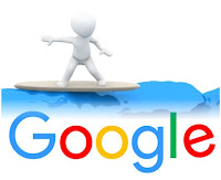 Surfing on Google