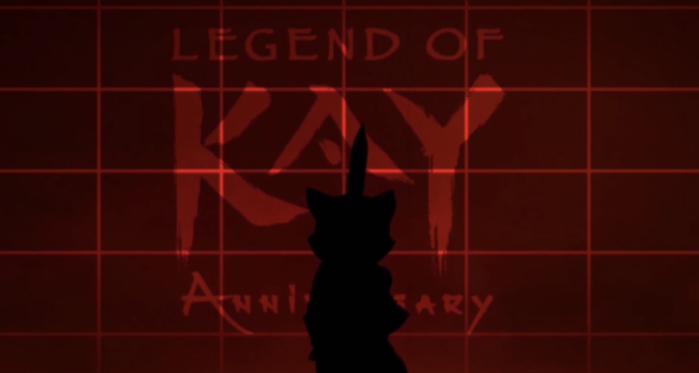 Legend of Kay Anniversary disponible el 29 de mayo para Switch