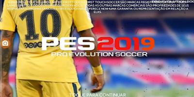 Download Gratis FTS Mod PES 2019 v2.6 By Allan Games