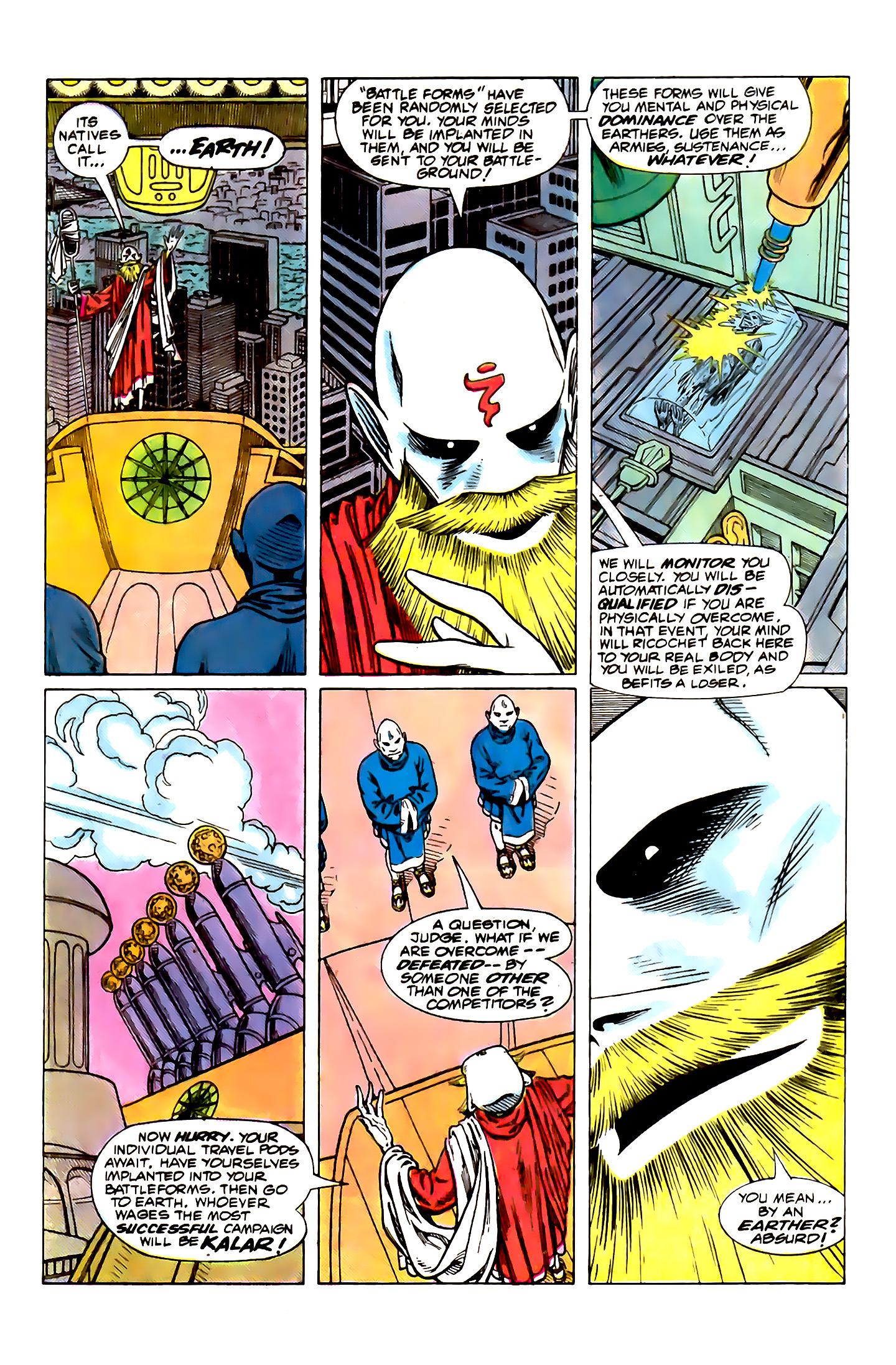 Read online Secret Origins (1986) comic -  Issue #32 - 3