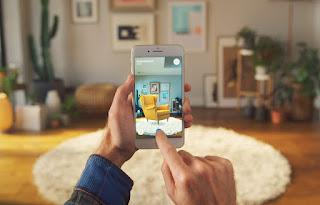 IKEA Place поможет «примерить» мебель перед покупкой