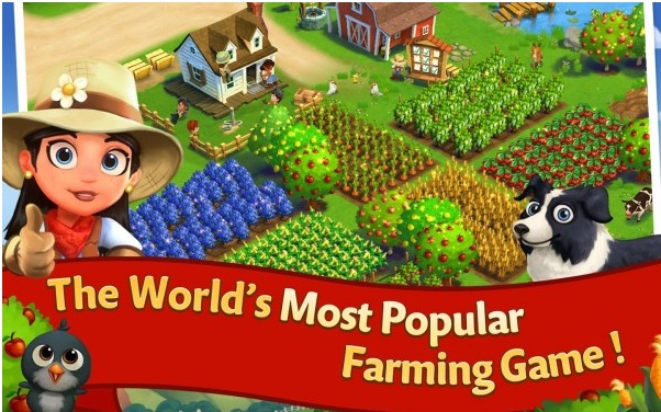 FarmVille 2 Country Escape Mod Apk MOD v6.4.1235(Unlimited Keys)