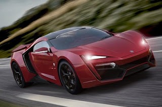 """Lykan Hypersport"""