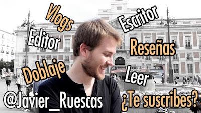 Casi nos quema-booktubers-Javier Ruescas-BookTube-Marian Ruiz