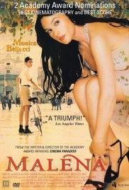 Mối Tình Đầu Của Tôi - Malèna (2000)