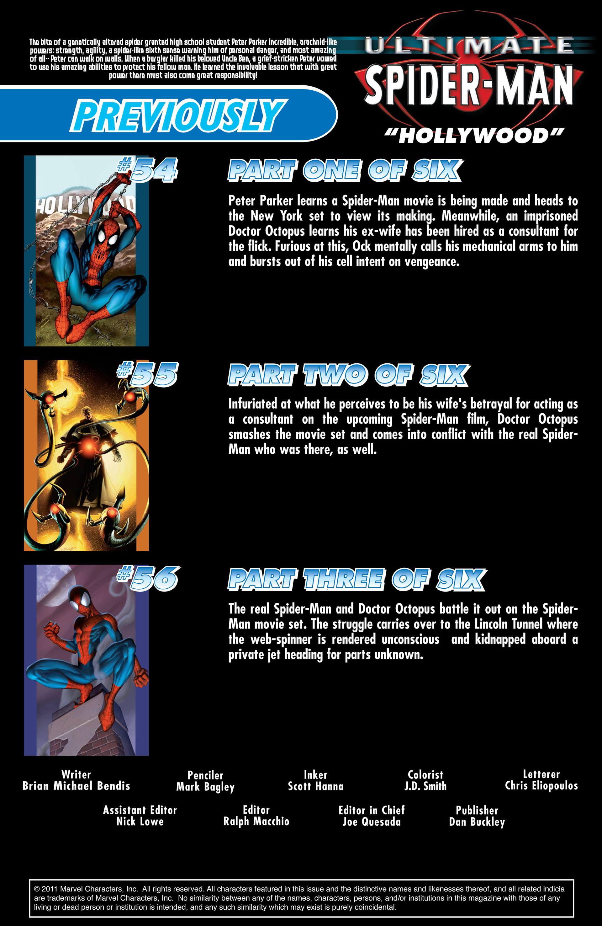 Read online Ultimate Spider-Man (2000) comic -  Issue #57 - 2