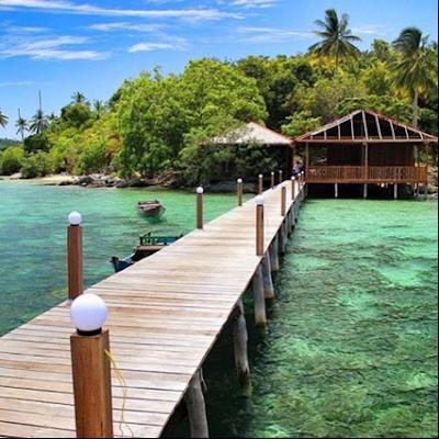081210999347, 06 Paket Wisata Pulau Anambas Kepri, Pulau Piugus, Anambas