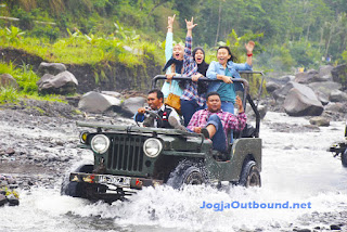Jasa Outbound di Jogja