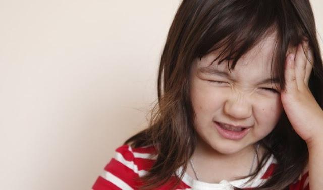 Migrain atau sakit kepala pada anak