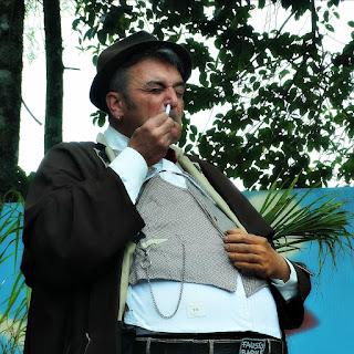 Gran Teatro Dentro – Fausto Barile - 9. Coloca o Cigarro no Nariz