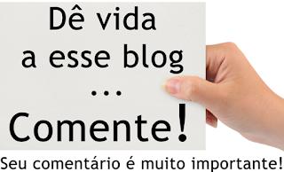 Comentando em um blog