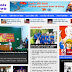 Template Blogger tin tức đẹp dành thiết kế website  trường học
