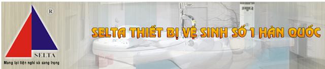 Chuyên bán SELTA Thiết bị vệ sinh số 01 Hàn Quốc