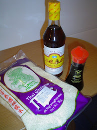Recipe ingredients Ku Bak rice
