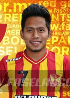 Andik Vermansyah Selangor