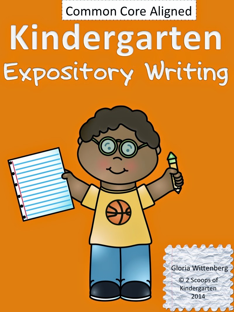 http://www.teacherspayteachers.com/Product/Kindergarten-Expository-Writing-Common-Core-Aligned-How-to-Writing-1194898