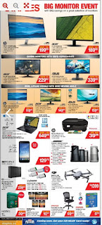 Staples Monitor Deals Events Sep 27 - Oct 3