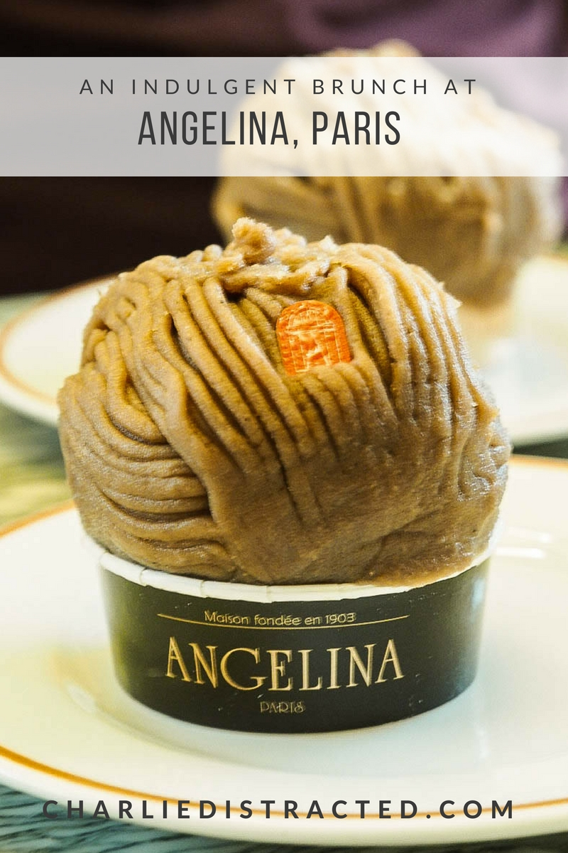 An Indulgent Brunch at Angelina, Paris