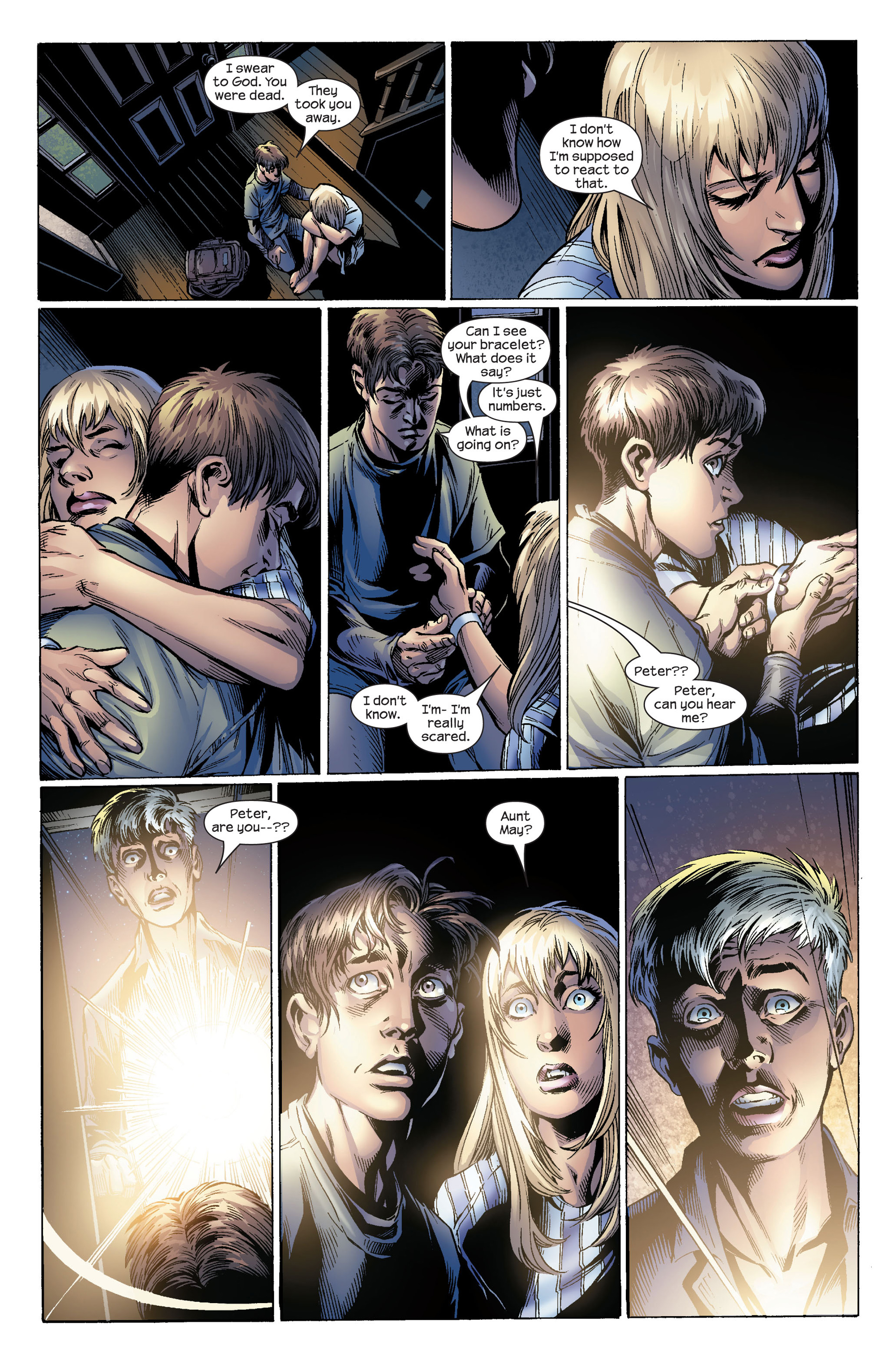 Read online Ultimate Spider-Man (2000) comic -  Issue #99 - 12