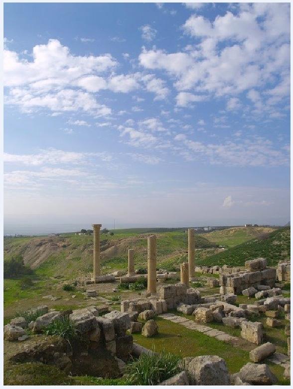 Πέλλα, η αρχαία ελληνική πόλη της Δεκαπόλεως στην Κοίλη Συρία