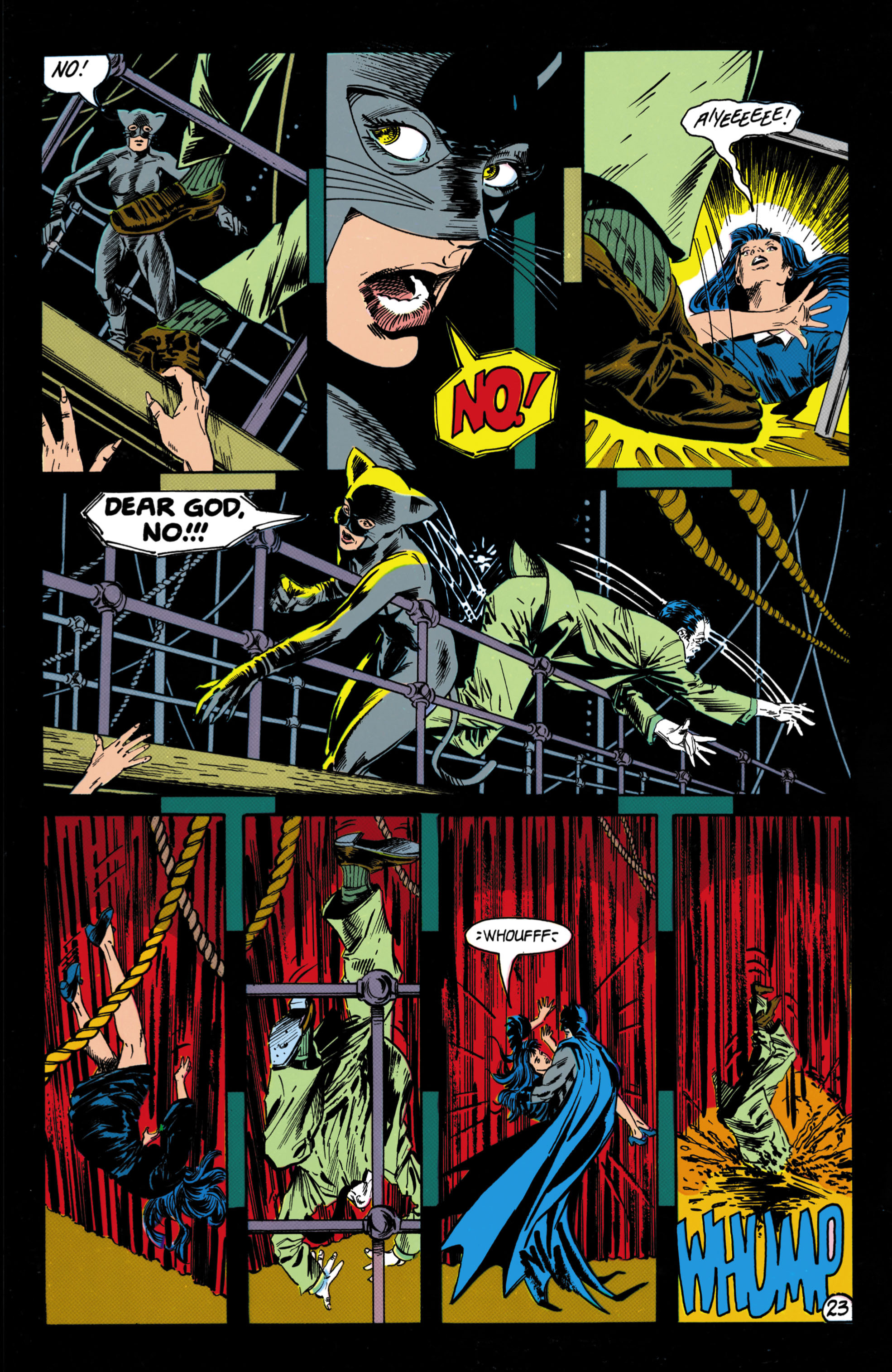 Catwoman (1989) Issue #3 #3 - English 24