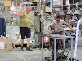 Andrea Tagliapietra glass artist