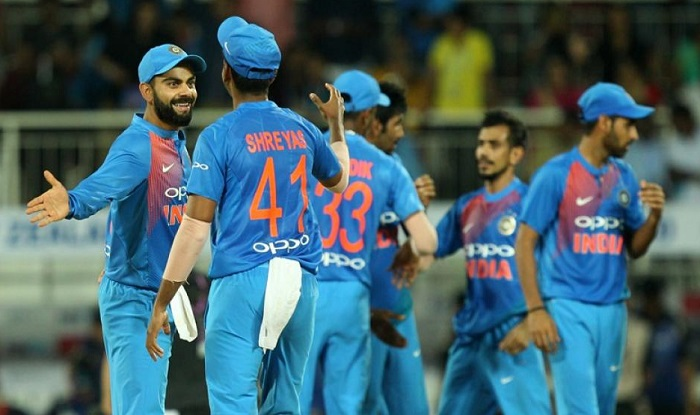 India Won Second T20 From New Zealand